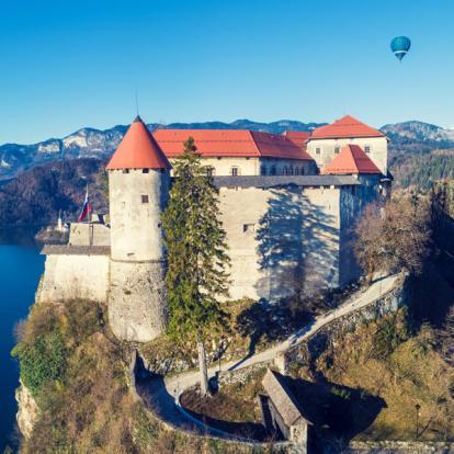 Circuit en Slovénie : Ljubljana et Bled - perle des Alpes Juliennes