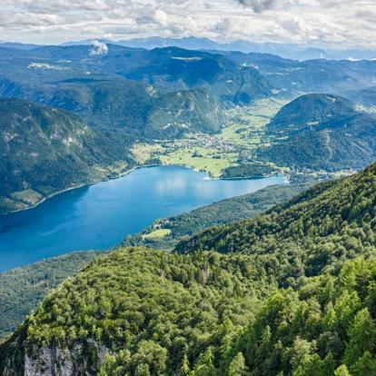 Circuit en Slovénie : Paradis Slovène