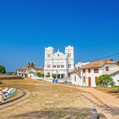 Voyage au Sri Lanka : Backpacker Tour au Sri Lanka