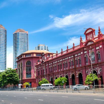 Circuit au Sri Lanka : L''Essentiel