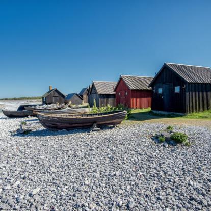 Circuit en Suède: Découverte des Iles de Gotland et de Fårö