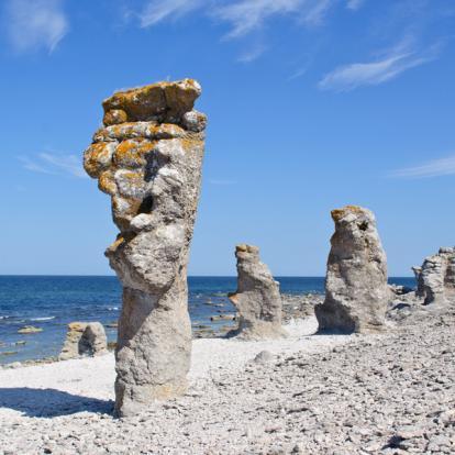 Voyage en Suède: Découverte des Iles de Gotland et de Fårö