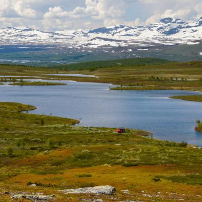 Voyage en Suède: Kungsleden