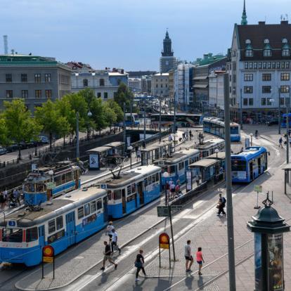 Voyage en Suède: L'archipel de Göteborg