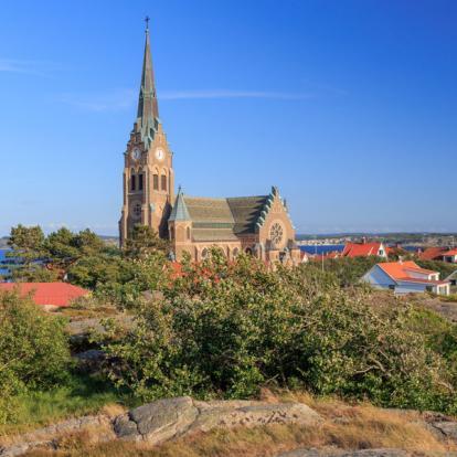 Circuit en Suède: L'archipel de Göteborg