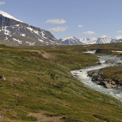 Circuit en Suède: Trek d'Eté dans le Parc National de Sarek