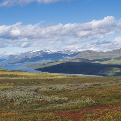 Voyage en Suède: Trek d'Eté dans le Parc National de Sarek
