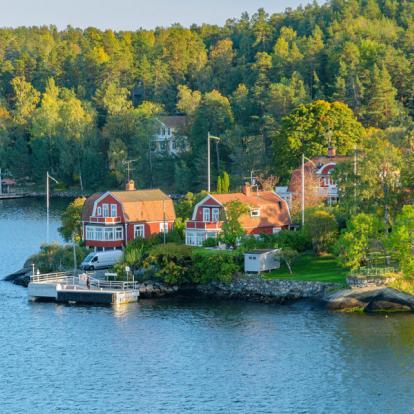 Circuit en Suède: Stockholm et Rencontre du Peuple Sami en Laponie