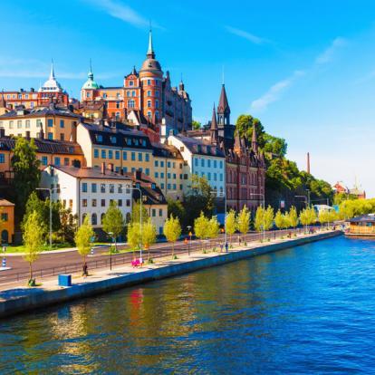 Autotour en Suède: Suède Authentique