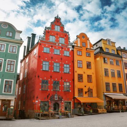 Circuit en Suède: Suède Nature