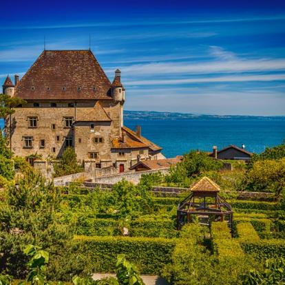 Voyage en Suisse: Excursions Journalières