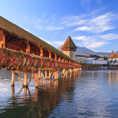 Voyage en Suisse: La Suisse Alémanique