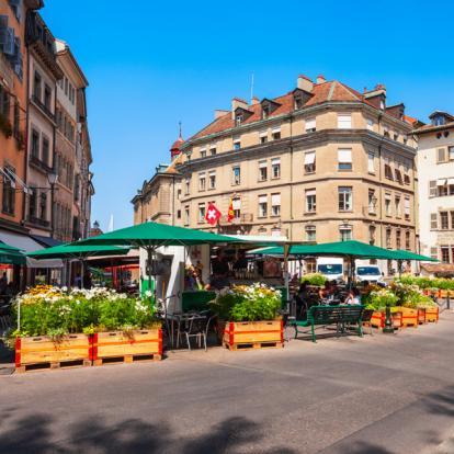 Voyage en Suisse: La Suisse Francophone