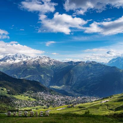 Circuit en Suisse: La Suisse Francophone