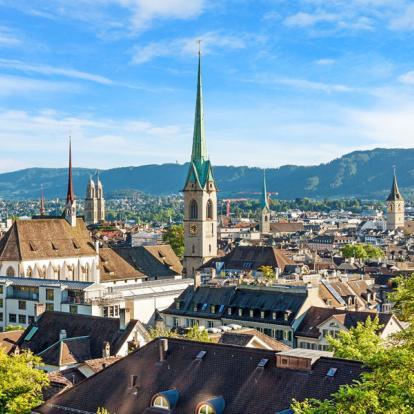 Voyage en Suisse: The Best of Switzerland