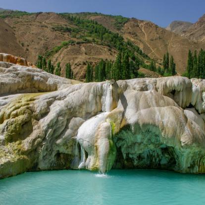 Voyage au Tadjikistan: L'Air Des Montagnes