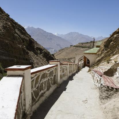 Circuit au Tadjikistan: L'Air Des Montagnes