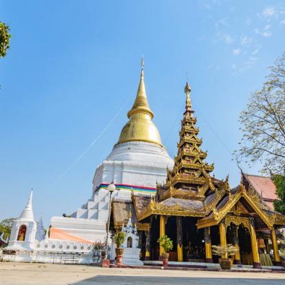 Circuit en Thaïlande : De Kanchanaburi à Lanna