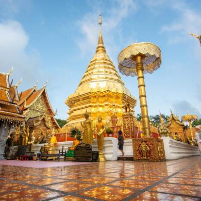 Circuit en Thaïlande : Le Meilleur de la Thailande