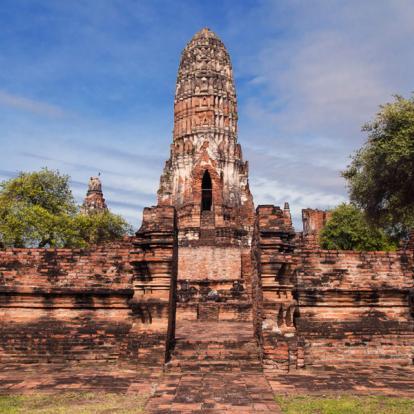 Circuit en Thaïlande : Magie du Siam