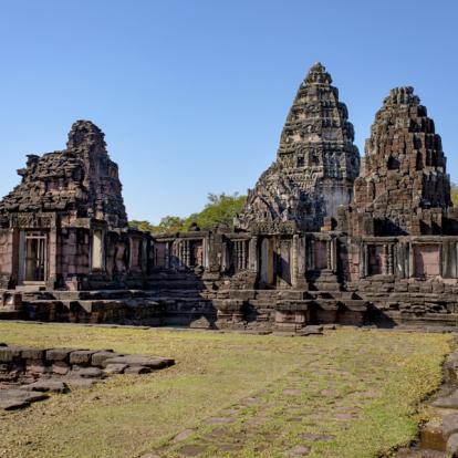 Circuit en Thaïlande : Merveilles de Thailande et secrets d'Angkor