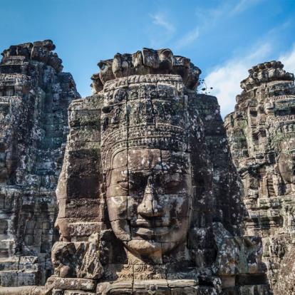 Voyage en Thaïlande : Merveilles de Thailande et secrets d'Angkor