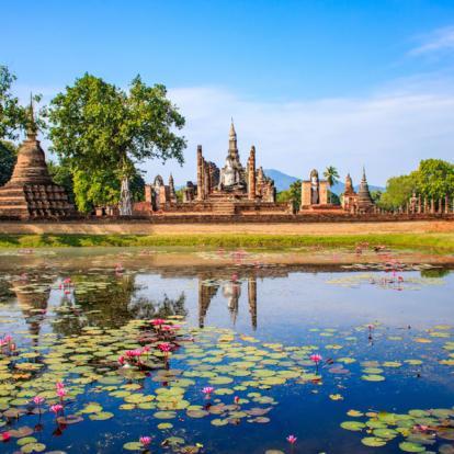 Circuit en Thaïlande : Mosaïque de Thaïlande