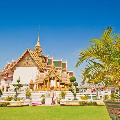 Séjour en Thaïlande : Petit Tour en Famille autours de Bangkok