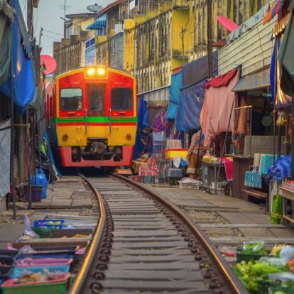 Voyage en Thaïlande : Petit Tour en Famille autours de Bangkok