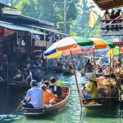 Circuit Combiné Thaïlande et Birmanie