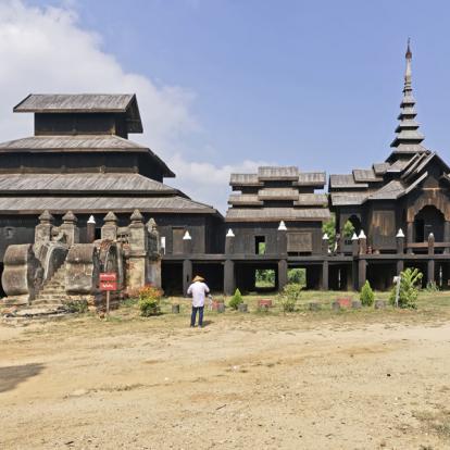Voyage Combiné Thaïlande et Birmanie