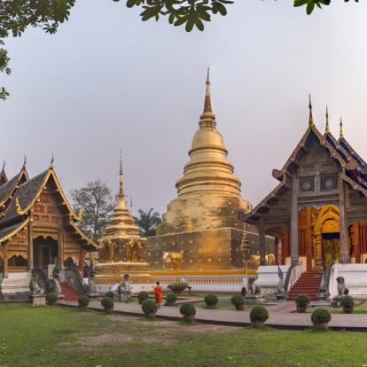 Voyage en Thaïlande : Siam Eternel
