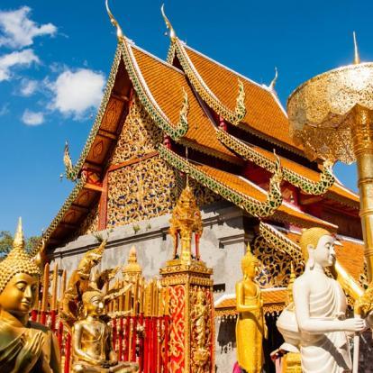 Circuit en Thaïlande : Sourire de Thaïlande
