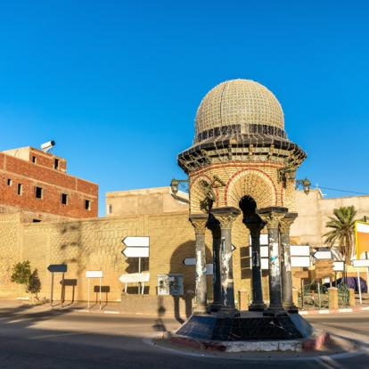 Circuit en Tunisie : Le Grand Erg