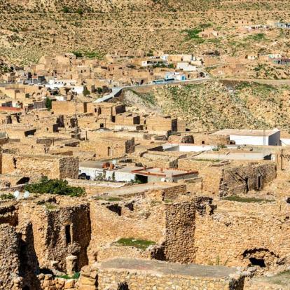 Circuit en Tunisie : Balade au Pays des Ksours et des Jessour