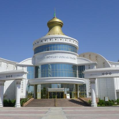 Voyage au Turkménistan : Au Pays des Désert