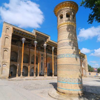 Circuit au Turkménistan : Entre le Désert et la Sogdiane Historique