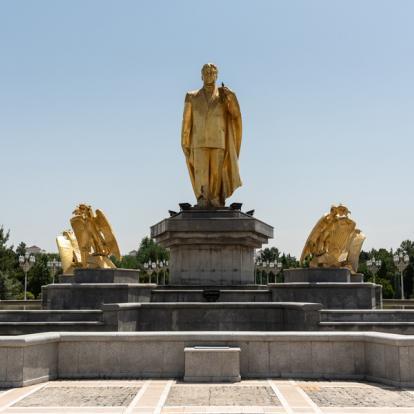 Voyage au Turkménistan : Les Charmes Cachés du Désert