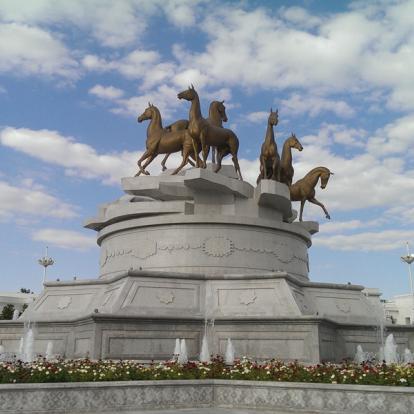 Circuit au Turkménistan : Les Trésors des Civilisations