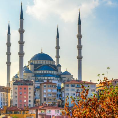 Voyage en Turquie : Autour de la Mer Noire