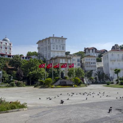 Voyage en Turquie - Balade à Istanbul
