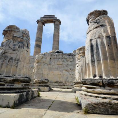 Voyage en Turquie : Ephèse, et la riche histoire d'Héraclée...