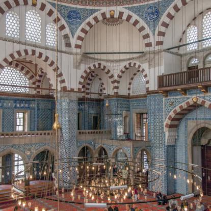 Circuit en Turquie : Les Capitales Ottomanes