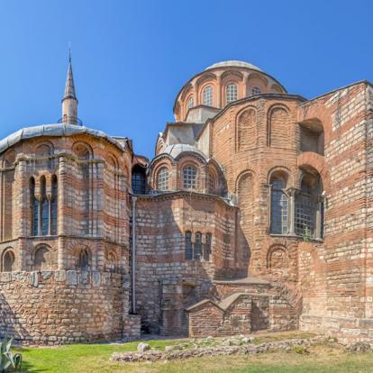 Voyage en Turquie : Les Capitales Ottomanes
