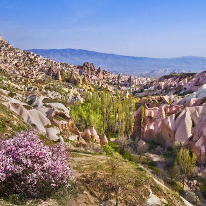 Voyage en Turquie : Sur les Chemin de Cappadoce