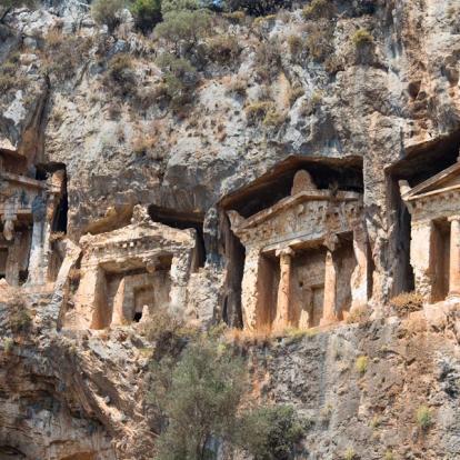 Voyage en Turquie : Croisière Méditérranée et randonnée en Lycie