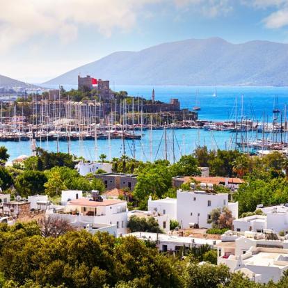 Circuit en Turquie : Croisière Méditerranée et randonnée en Lycie