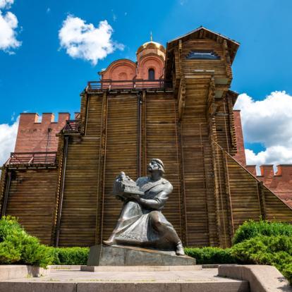 Voyage en Ukraine : Citybreak à Lviv et Kiev