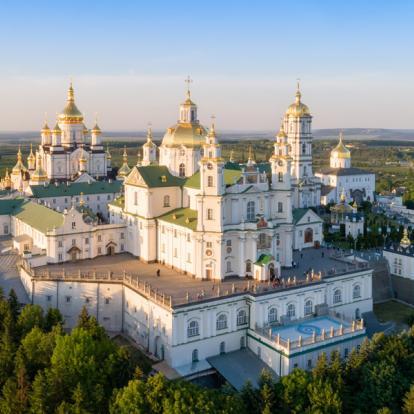 Circuit en Ukraine : Citybreak à Lviv et Kiev