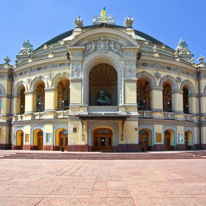 Voyage en Ukraine : Découverte de Kiev à Lviv